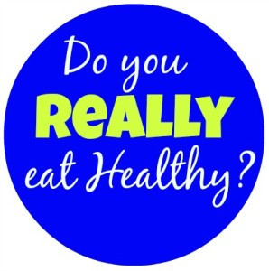 do you eat healthy