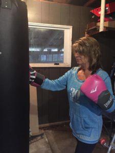 donna teresi kickboxing 2016